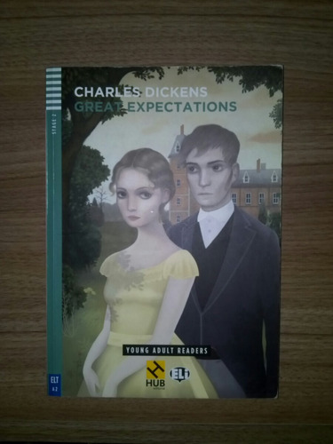 livro great expectations - charles dickens