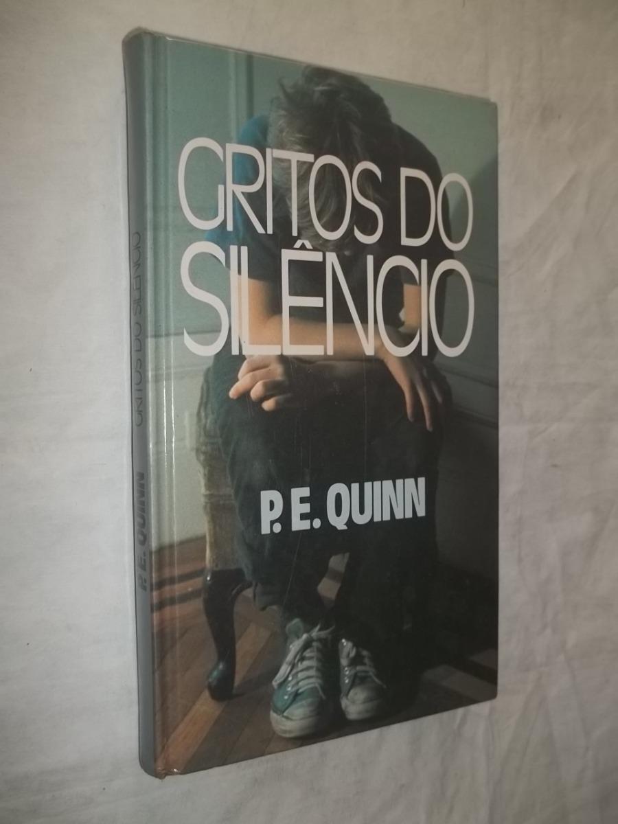 Livro - Gritos Do Silêncio - P. E. Quinn - R$ 18,00 em Mercado Livre