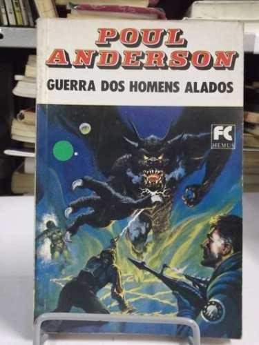 livro - guerra dos homens alados - poul anderson