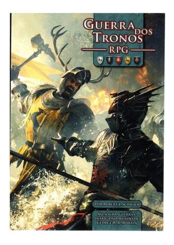 livro guerra dos tronos rpg - jambo - bonellihq cx97 h19