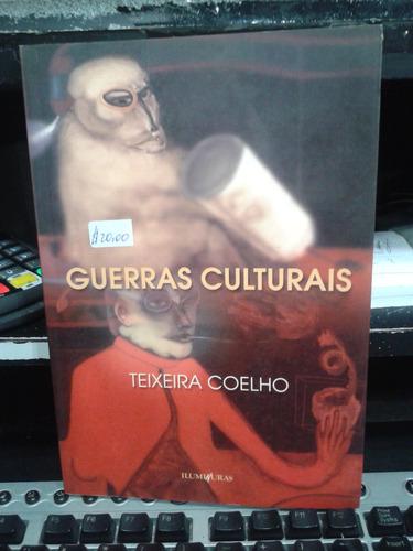 livro - guerras culturais - teixeira coelho