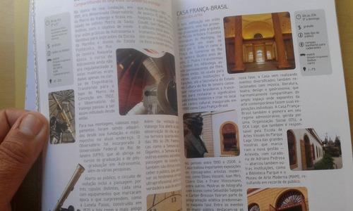 livro - guia cultural do centro histórico do rio de janeiro