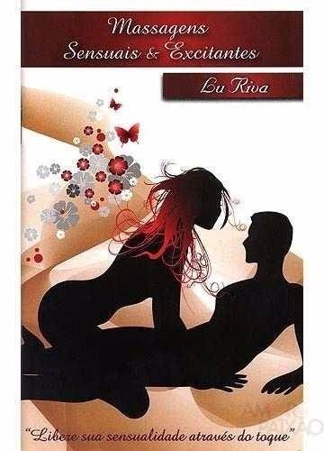 livro guia de bolso para massagens sensuais e excitantes