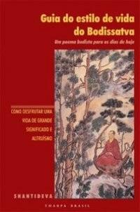livro: guia do estilo de vida do bodissatva