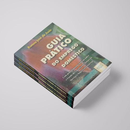 livro: guia prático do empregado doméstico