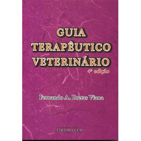 Livro Guia Terapêutico Veterinário 4ª Edição - Bretas