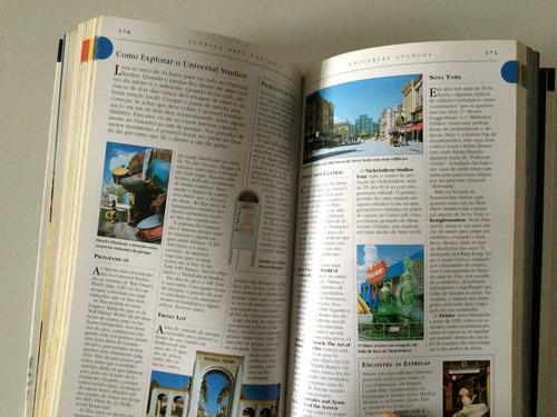 livro: guia visual florida - folha de são paulo