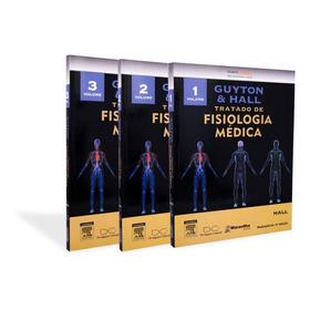 Livro Guyton E Hall Tratado De Fisiologia Médica 12ed 3vol