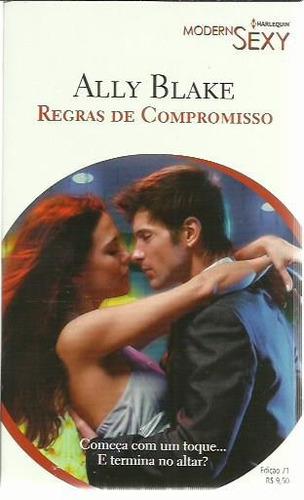 livro harlequin modern sexy regras de compromisso n° 71
