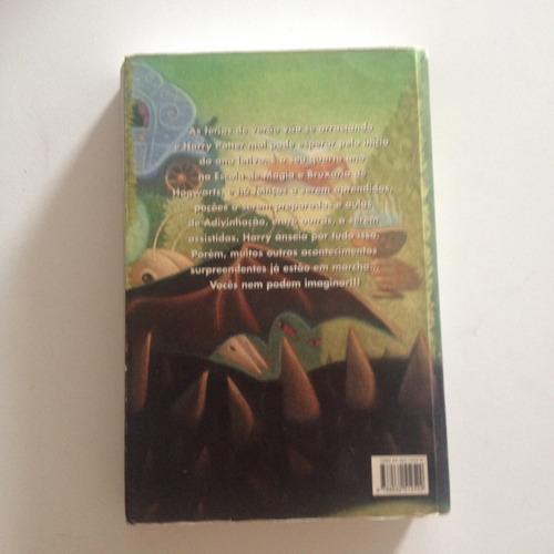 livro harry potter e o cálice de fogo j. k. rowling 2001 c2