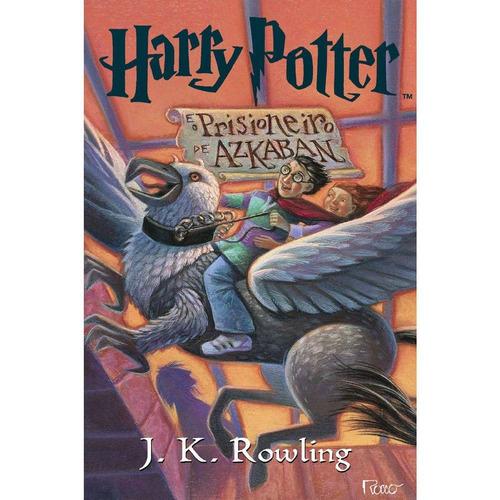 livro: harry potter e o prisioneiro de azkaban j. k. rowling
