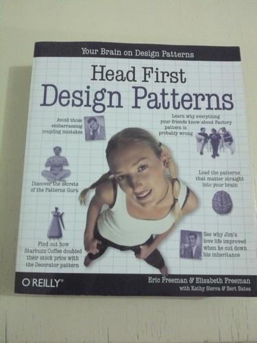 livro head first design pattners