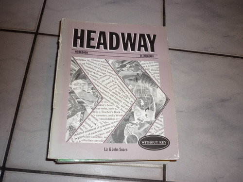 livro - headway - workbook - upper-intermediate