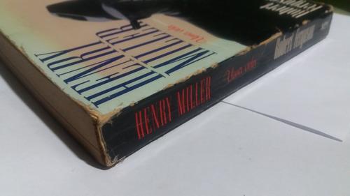 livro: henry miller uma vida - robert ferguson