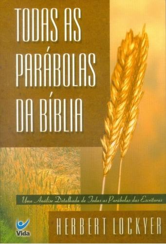 livro herbert lockyer - todas as parábolas da bíblia