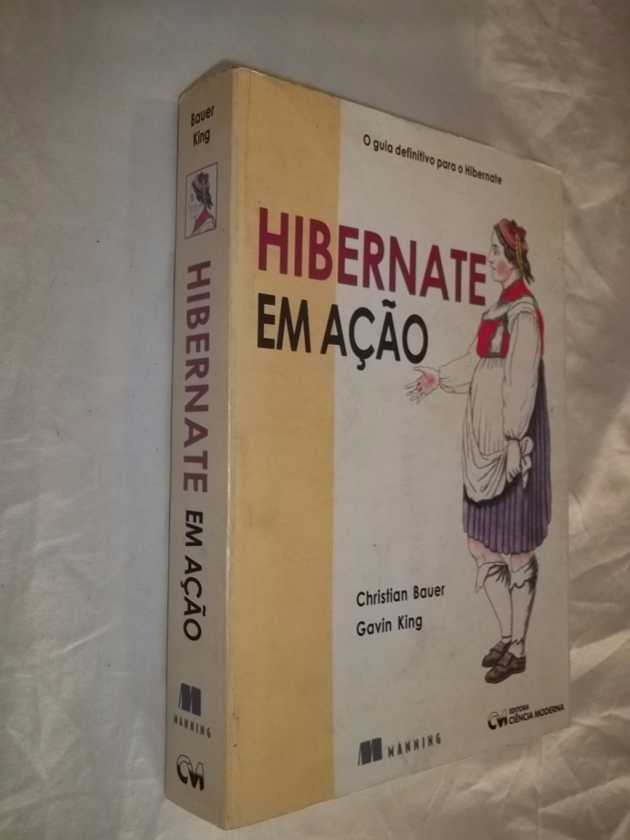 Hibernate In Action Book