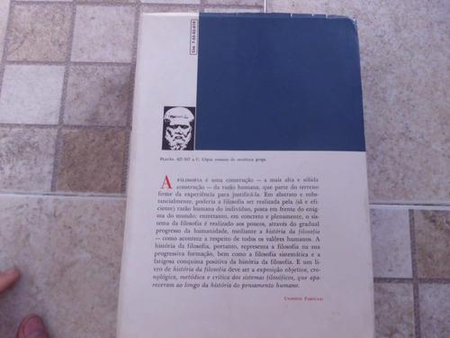 livro história da filosofia