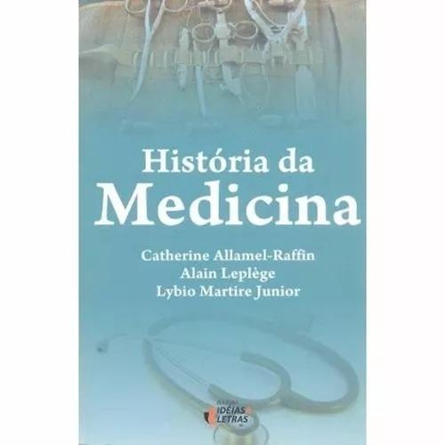 livro história da medicina