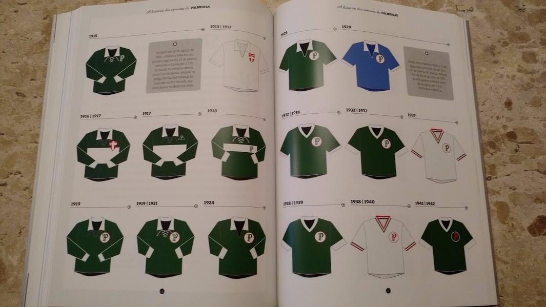 livro história das camisas dos 12 maiores times do brasil. Carregando zoom. b396a558da6f7