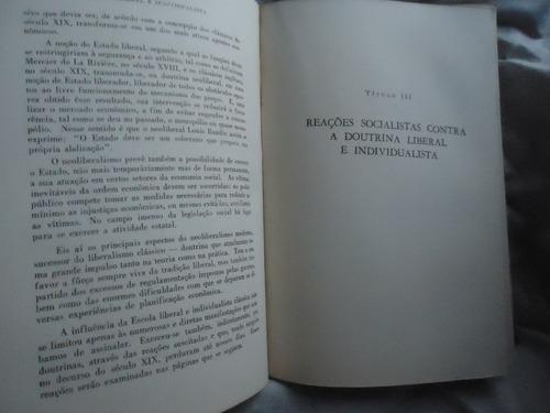 livro história das doutrinas econômicas - paul hugon