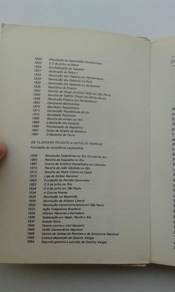 638ab05c1f5 livro história das lutas do povo brasileiro josé barboza mel. Carregando  zoom.