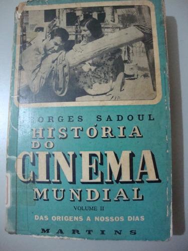 livro   história do cinema mundial   - volume ii -
