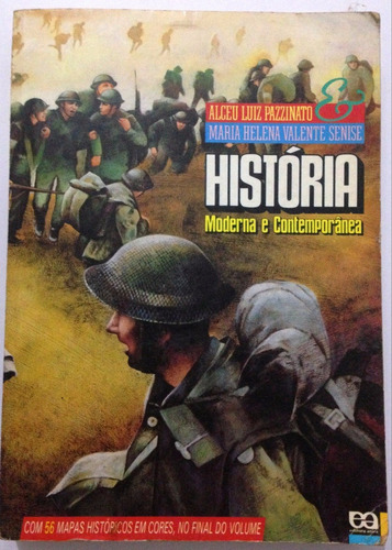 livro história moderna e contemporânea