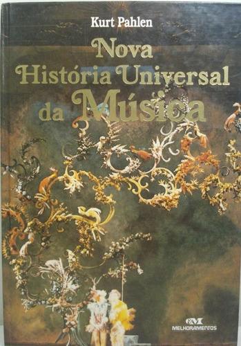 livro história música