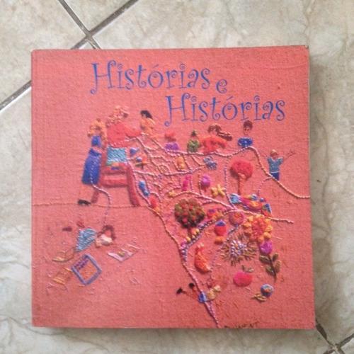 livro histórias e histórias literatura infanto-juvenil