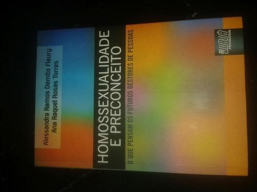 livro homossexualidade e preconceito