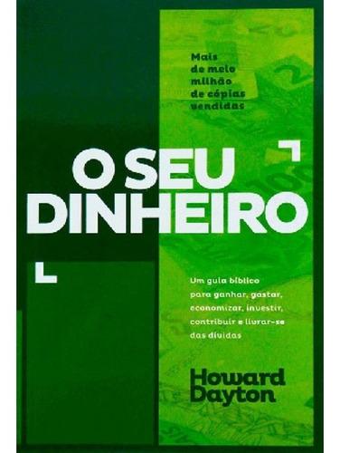 livro howard dayton - o seu dinheiro