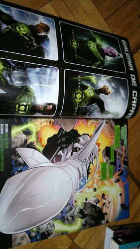 livro hq lanterna verde - prelúdio para o filme dc comics