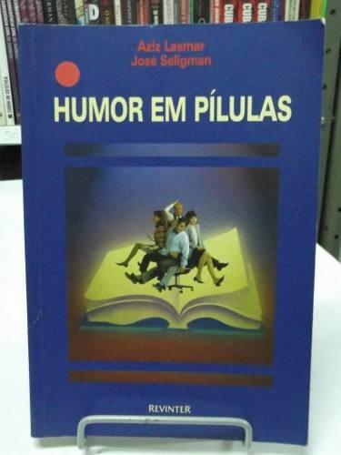 livro - humor em pilulas - aziz lasmar