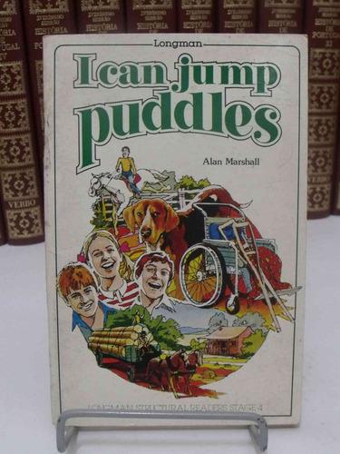 livro - i can jump puddles - alan marshal