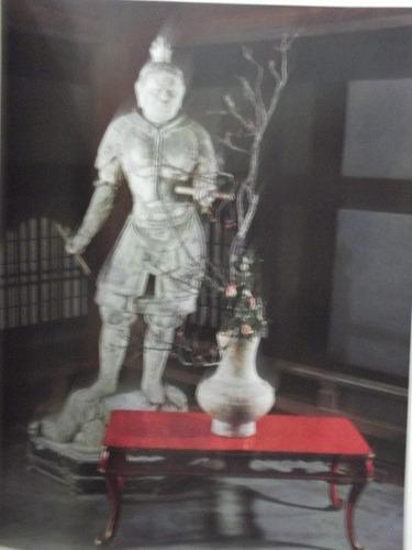 livro: ikebana: the creative tradition - houn ohara