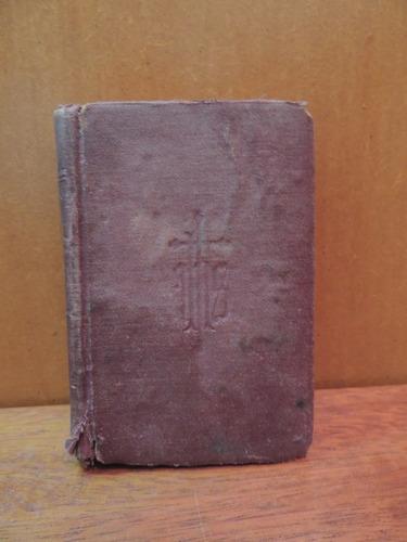 livro imitação de christo - j. i. roquette