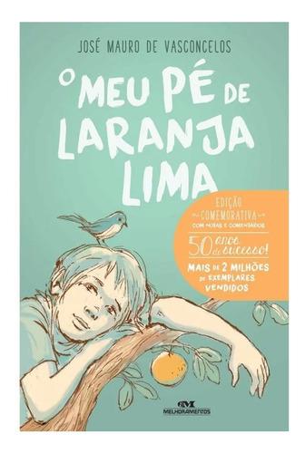 livro infantil - 50 anos de sucesso - meu pé de laranja lima