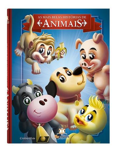 livro infantil coleção as mais belas histórias e fábulas