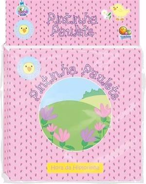livro infantil de pano pintinha paulete