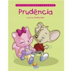 livro infantil descobrindo valores - prudência