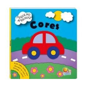 Livro Infantil Pequeno Aprendiz - Cores