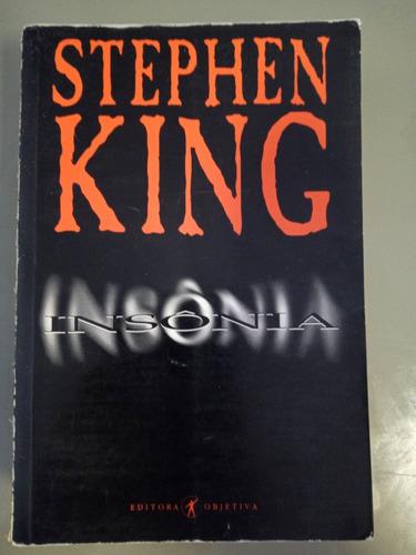 livro insônia - stephen king