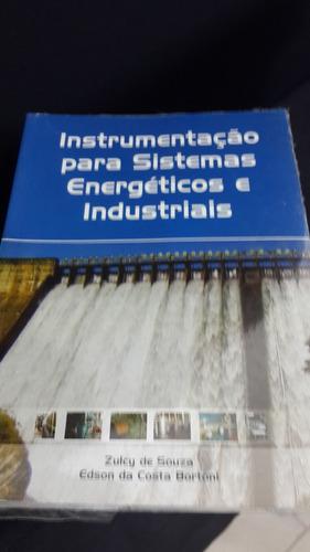 livro instrument sistemas energeticos industriais edson cost
