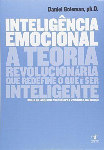 livro inteligência emocional daniel goleman