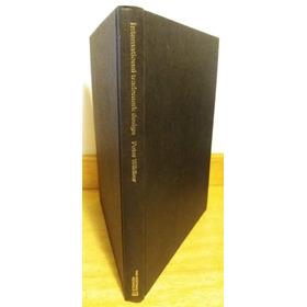 Livro International Trademark Design - Peter Wildbur - Raro