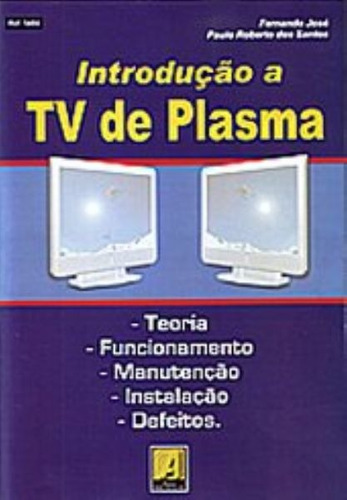 livro introduçao a tv de plasma 5484