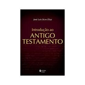 Livro Introdução Ao Antigo Testament Jose Luis Sicre
