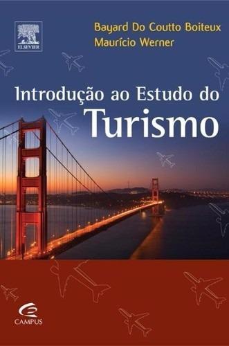 livro introduçao ao estudo do turismo