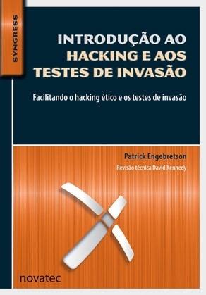 livro introdução ao hacking e aos testes de invasão novatec