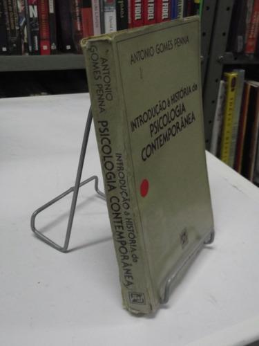livro introdução à história psicologia contemporânea penna
